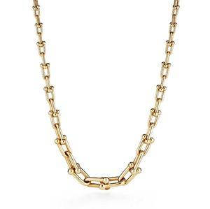 New HardWear Link 18k Gold Filled Necklace